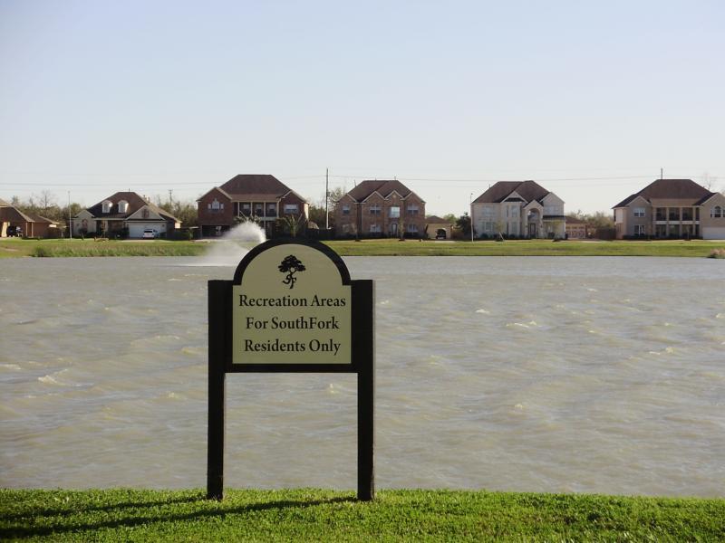 Spotlight on the southfork subdivision for Southfork ranch house plans