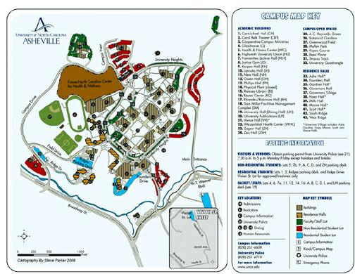 unc asheville campus map Asheville College Town Investment Multi Family Properties unc asheville campus map