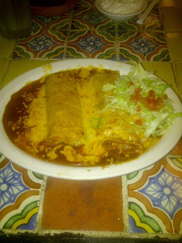 Hearty, Homey Mexican Food at Rosa's Mexican Restaurant - Tucson AZ