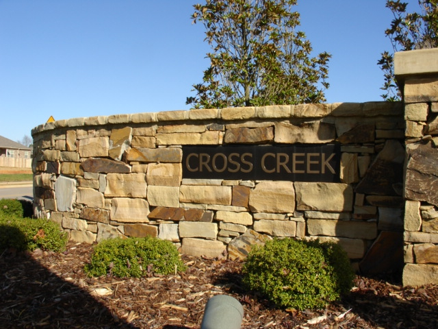 New homes cross creek madison alabama 35757 for Madison al home builders