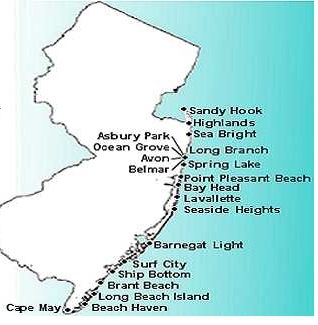 NJ Top Ten Beach Photo Contest