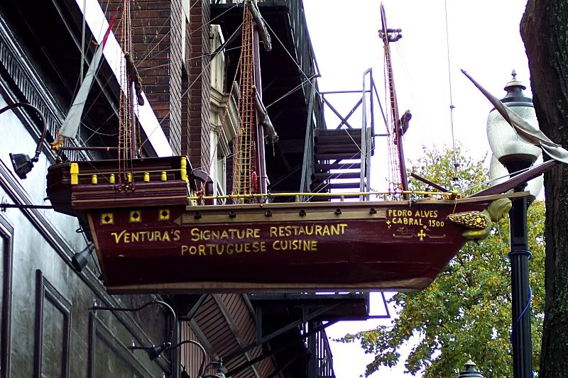 james street north restaurants