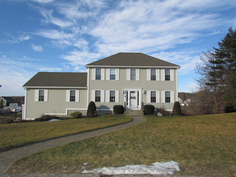 4 Bedroom Colonial For Sale In Rutland Ma The Kelly
