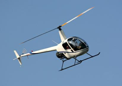 Commuting by Helicopter in Northern Virginia