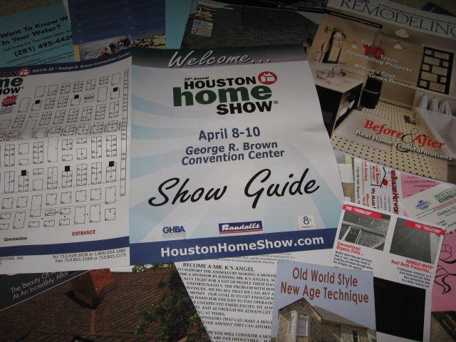 Houston Home and Garden Show