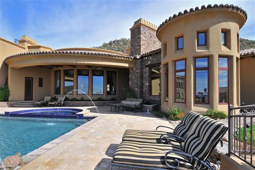 5 bedroom homes. Las Sendas Mesa Arizona 5 Bedroom Homes For Sale Front