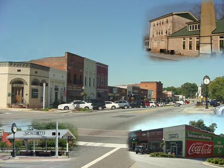 Historic Downtown Acworth