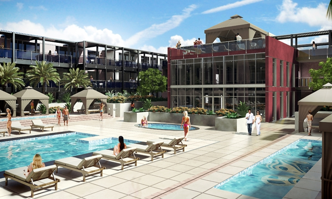 Everybody 39 s buzzing about the modern brand new las vegas loft style condos for sale for Las vegas homes for sale with swimming pool