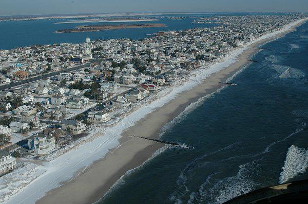 Long Beach Ny To New Jersey Long Beach Island