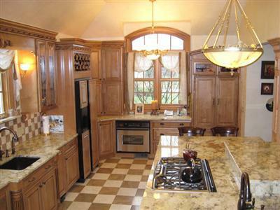 Luxury Kitchen In Solon Ohio
