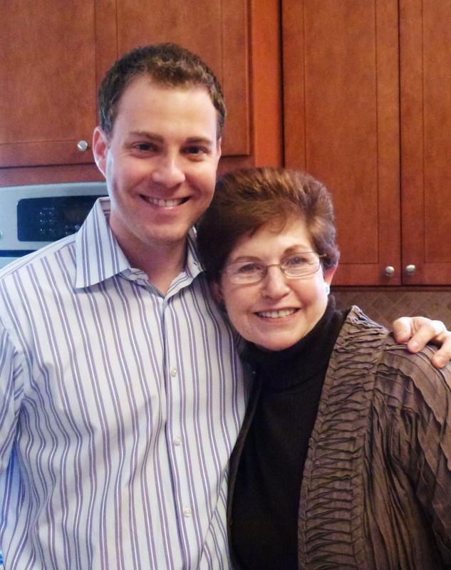 Steven and Margaret