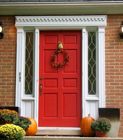 Different Doors For Different Directions In Feng Shui