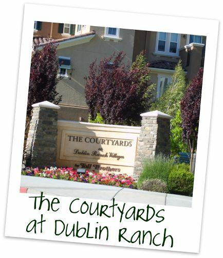 Homes for Sale in the Courtyards at Dublin Ranch in Dublin CA
