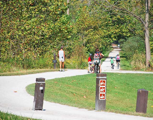 Ohio and Erie Towpath Trail