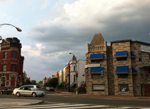 LeDroit Park DC Conversion Of Frazier Funeral Home