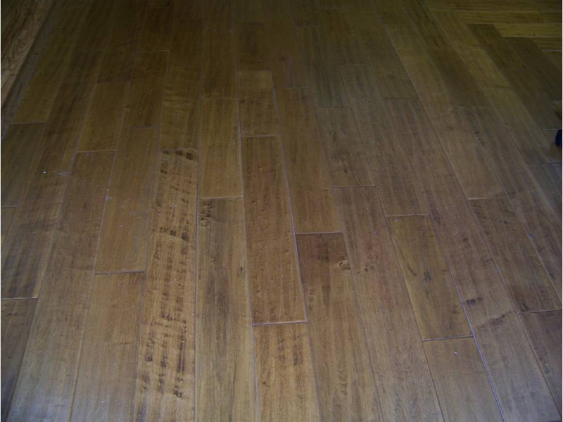 Distressed And Handscraped Hardwood What Are They And