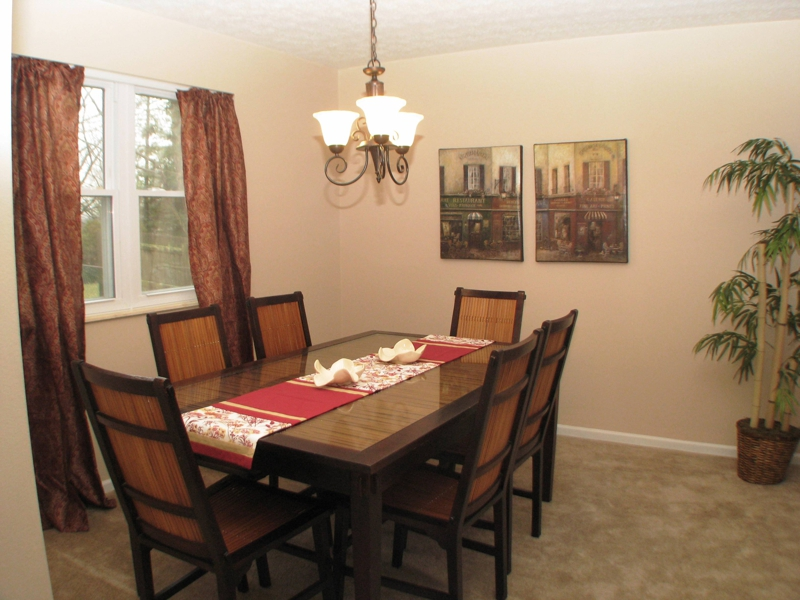 Homes for sale in Reynoldsburg,Dining Room View