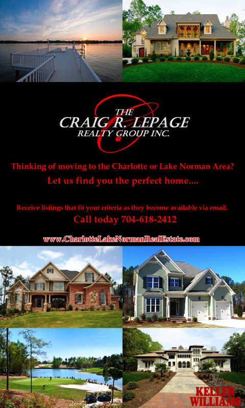 Charlotte & Lake Norman Area Real Estate