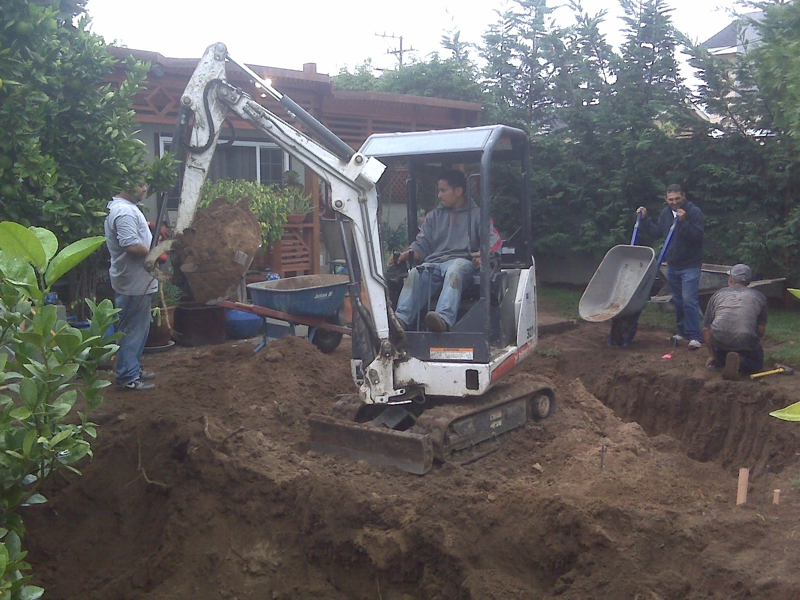 New swimming pool construction lawndale ca los angeles county - Swimming pool builders california ...