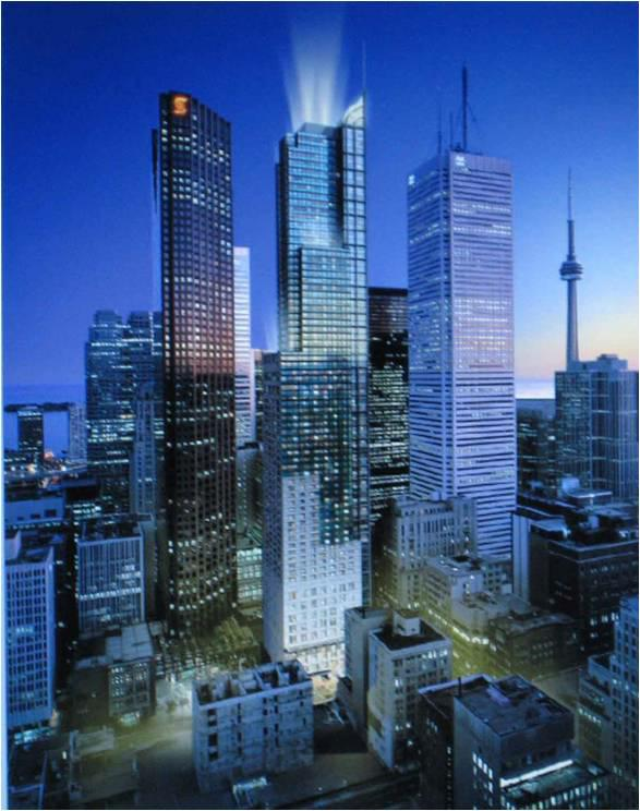 Toronto Condominium Tower