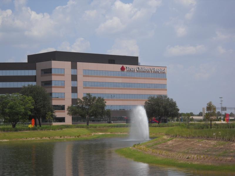 Texas Children's Hospital West Campus