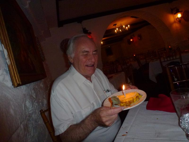Happy Birthday Lee Rome