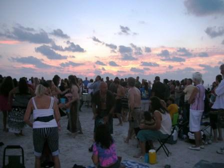 Treasure Island Sunset Celebration