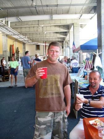 Captain Brian Spaeth Madeira beeach seafood festival