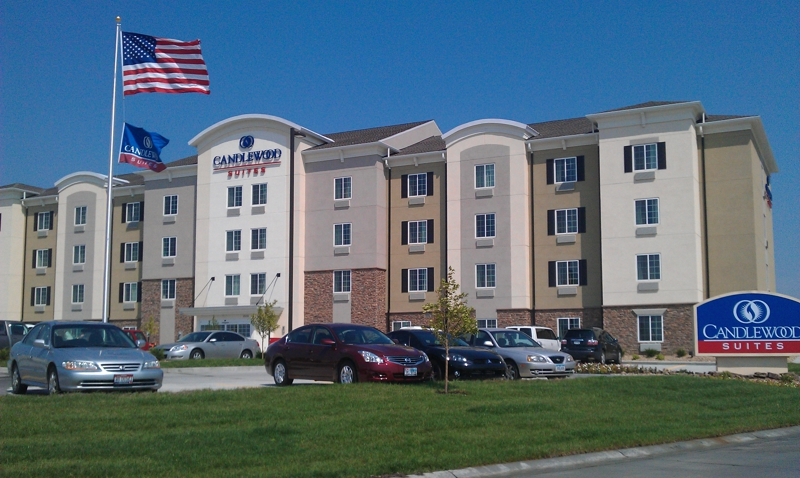 Candlewood Suites St Joseph MO