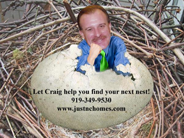 Looking for a new nest? Let Craig help you find it!