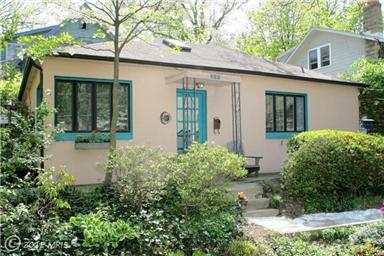 Bungalow Cottage in Historic District Takoma Park