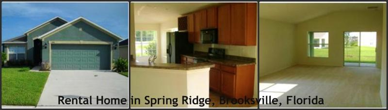 Rental Home In Spring Ridge Brooksville Florida