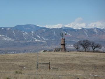 views from Kentley Hills highlands Ranch