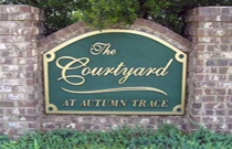 The Courtyard at Autumn Trace, Eagle Springs, Centerville GA | Warner Robins Real Estate