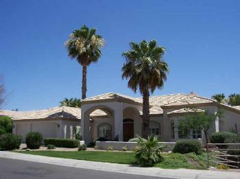 This beautiful Scottsdale home is a current bank-owned foreclosure. Interested in purchasing a home like this? Call the Curtis Johnson team!