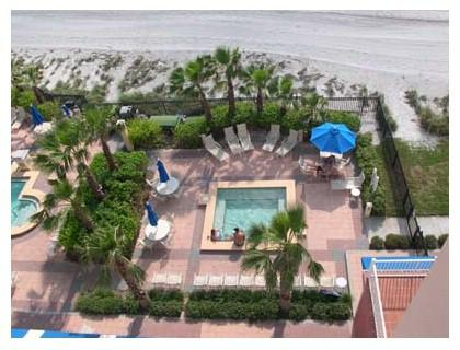Pool At The Tides