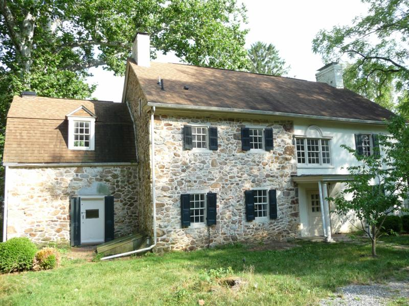 Historic West Grove Pennsylvania Mill And House For Sale
