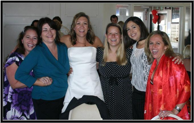 Dawn's Wedding
