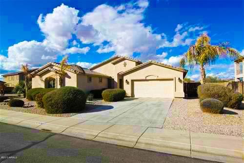 golf course pool homes for sale in rancho el dorado in maricopa az