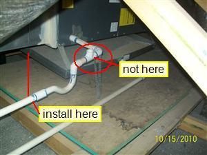 Air Conditioner Condensate Line Installation Bittorrentstuff