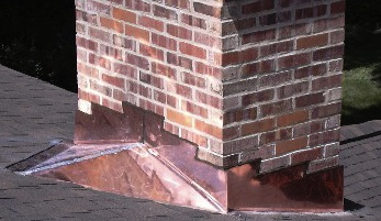 Water Intrusion Roof Leaks And The Chimney