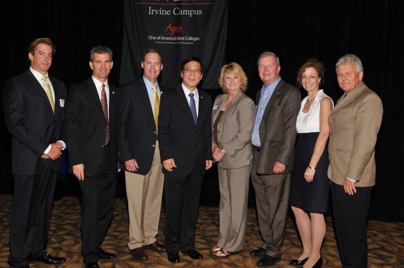Mayor Kang with OCAR representatives