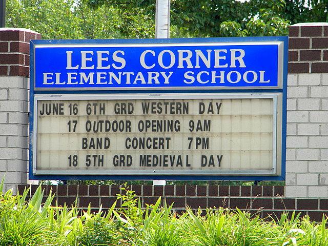 Lees Corner Elementary