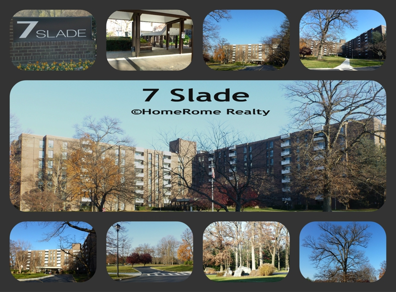 7 Slade Condo HomeRome 410-530-2400