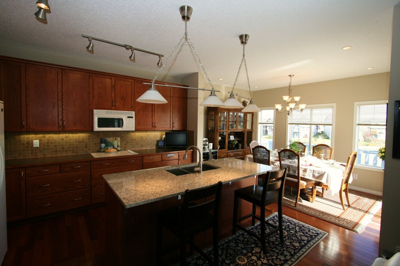 just listed in airdrie upgraded home with walkout basement