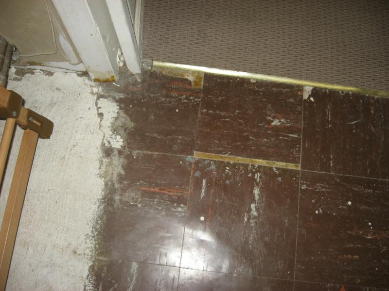 Asbestos Floor Tiles And Ceiling Tiles In Old Homes Long Island