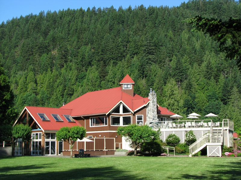 Tapadera Estates :: 14600 Morris Valley Road, Harrison Mills, BC