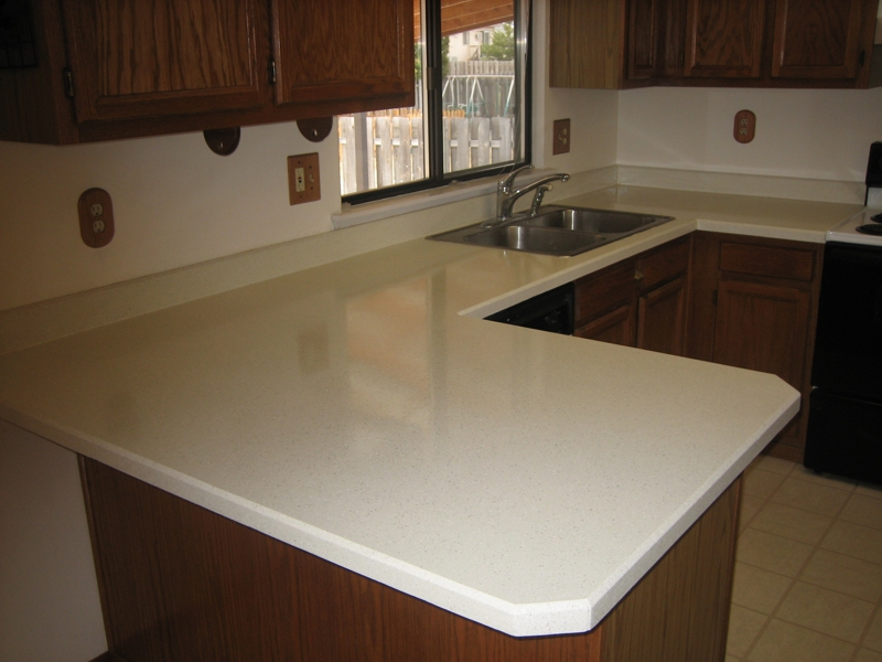 Laminate Countertop Resurfacing/Refinishing - RedRock