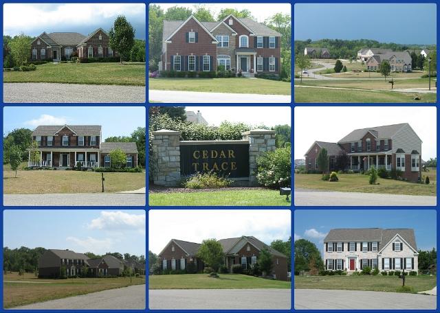 Cedar Trace community  Lebanon Ohio 45036