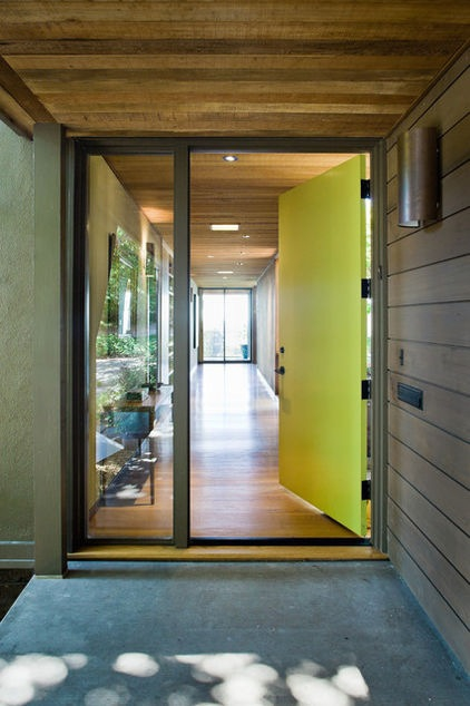 Are Bright Colors Right For Your Front Door
